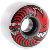 Spitfire 80HD Charger Classic - Clear/Red - 56mm 80a - Skateboard Wheels (Set of 4)