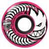 Spitfire 80HD Chargers Conical - Pink- 56mm 80a - Skateboard Wheels (Set of 4)