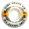 Girl Biter - White - 50mm - Skateboard Wheels (Set of 4)