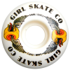 Girl Biter - White - 54mm - Skateboard Wheels (Set of 4)
