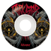 Darkstar Abyss Price Knight - Red - 52mm - Skateboard Wheels (Set of 4)
