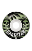 Darkstar Helm - Green/White - 51mm - Skateboard Wheels (Set of 4)