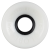 Globe Bantam ST Wheels - White/Black - 59mm - Skateboard Wheels (Set of 4)