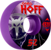 Bones STF V3 Pro Hoffart Go Hoff - Purple - 52mm 83b - Skateboard Wheels (Set of 4)