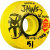 Bones STF V2 Homoki Glory - Yellow - 51mm - Skateboard Wheels (Set of 4)