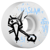 Bones STF Haslam Vato Op V1 - White - 51mm - Skateboard Wheels (Set of 4)