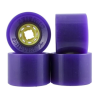 Seismic Speed Vent - Purple - 77mm 83a - Skateboard Wheels (Set of 4)
