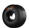 Mini Logo C-Cut - Black - 52mm 101a - Skateboard Wheels (Set of 4)