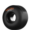 Mini Logo C-Cut Wheel - Black - 51mm 101a - Skateboard Wheels (Set of 4)