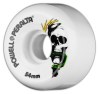 Powell Peralta McGill Snake - White - 54mm - Skateboard Wheels (Set of 4)