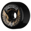 Powell Peralta Bombers - Black - 68mm 85a - Skateboard Wheels (Set of 4)