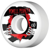 Powell Peralta Park Ripper PF - White - 60mm 103a - Skateboard Wheels (Set of 4)