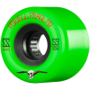 Powell Peralta G-Slides - Green - 59mm 85a - Skateboard Wheels (Set of 4)
