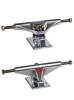 Venture Polished V-Light High - Silver/Silver - 5.0in - Skateboard Trucks (Set of 2)