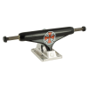 Independent 144 Stage 11 Hollow Wes Kremer Speed Standard - Black/Silver - 144mm - Skateboard Trucks (Set of 2)
