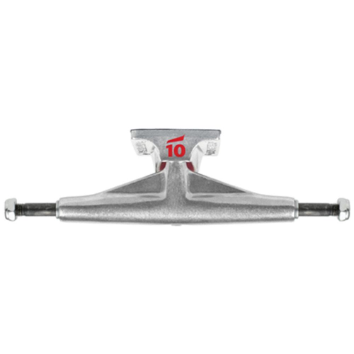 87cdb8d5dab068 Tensor Aluminum Low Tens Raw - Raw Finish - 5.0 - Skateboard Trucks (Set of  +Larger Button ...