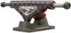 Phantom 2 Checker - Purple/Black - 7.0in - Skateboard Trucks (Set of 2)