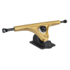 Slant Magnesium Reverse Kingpin - Gold/Black - 180mm - Skateboard Trucks (Set of 2)