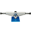 Silver L Class Pro Gallant - Raw/Blue - 7.7in - Skateboard Trucks (Set of 2)