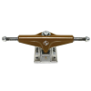 Silver A Class - Brown/Raw - 7.5in - Skateboard Trucks (Set of 2)
