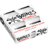 Bones Bushings Hardcore #3 - Black/White - Hard - Skateboard Bushings (4 PC)