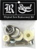 Royal OG Low - White - Replacement Kit