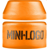 Mini Logo Bushing Set - Orange - Medium - Skateboard Bushings (2 PC)