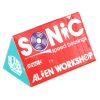 Alien Workshop Sonic - Abec 3 - Skateboard Bearing (8 PC)