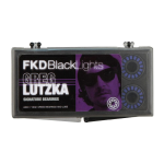 FKD Greg Lutzka Blacklight Series - Abec 7 - Skateboard Bearings (8 PC)
