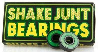 Shake Junt - Abec 5 - Skateboard Bearings (8 PC)