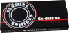Cadillac - Abec 5 - Skateboard Bearings (8 PC)