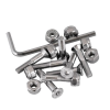 Independent Genuine Parts Allen - Silver - 7/8in - Skateboard Mounting Hardware