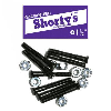 Shorty's Phillips - 1 1/2in - Skateboard Mounting Hardware