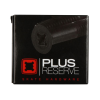 Plus Reserve Universal - Black/Red - 1in - Skateboard Mounting Hardware
