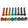 Enjoi Little Buddies Anodized Phillip - Multi - 7/8in - Skateboard Mounting Hardware