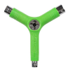 Pig Tri-Socket Threader Tool - Green - Skateboard Tool