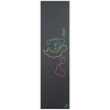 Enjoi Mob Printed 9in x 33in - Rasta - Skateboard Griptape (1 Sheet)