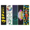 Krooked Grip Tape - Assorted #2 - 9in x 33in - Griptape (1 Sheet)