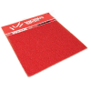 Rayne Vicious - Red - 10in x 11in - Skateboard Griptape (3 Sheets)