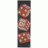 DGK X MOB Stakes Is High Grip Tape 9in x 33in - Skateboard Griptape (1 Sheet)