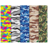 Mob Camo 9in x 33in - Assorted - Skateboard Griptape (1 Sheet)
