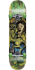Blind Cat Scratch - Green/Yellow - 7.75in - Complete Skateboard