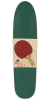 Alien Workshop Pong Pusher 2 Longboard- Red/White/Blue - 9in x 39in - Complete Skateboard