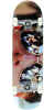 Girl Beastie Boys Spike Photo - Multi - 8in x 32in - Complete Skateboard