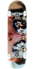 Girl Beastie Boys Spike Photo - Multi - 8.5 x 32.375 - Complete Skateboard