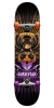 Darkstar Manifest FP - Purple/Yellow - 7.8 - Complete Skateboard