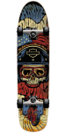 Darkstar Harley Davidson Legend - Black - 7.75in - Complete Skateboard