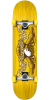 Anti-Hero Stained Eagle Mini - Yellow - 7.38in x in - Complete Skateboard