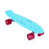 Karnage Retro Matte - Blue/Red - Complete Skateboard