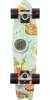 Globe Bantam Graphic ST - Breakkie - 6.0in x 23.0in - Complete Skateboard